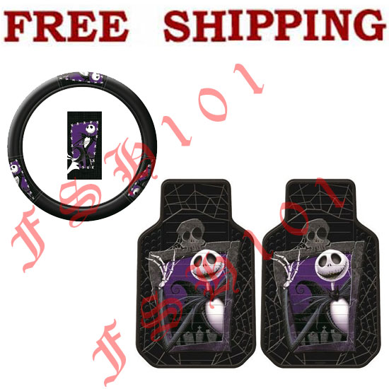 Nightmare Before Christmas Car Accessories | Car Review, Specs, Price ...
