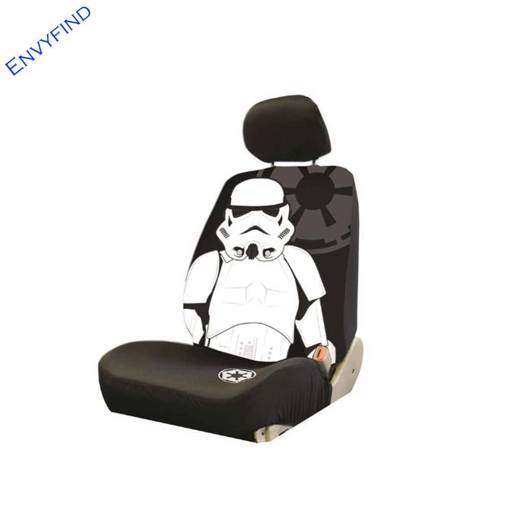 New Front Lowback Seat Cover Disney Star Wars Storm