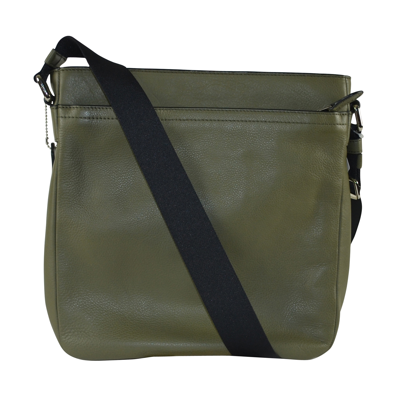 nwt coach s business leather city crossbody messenger