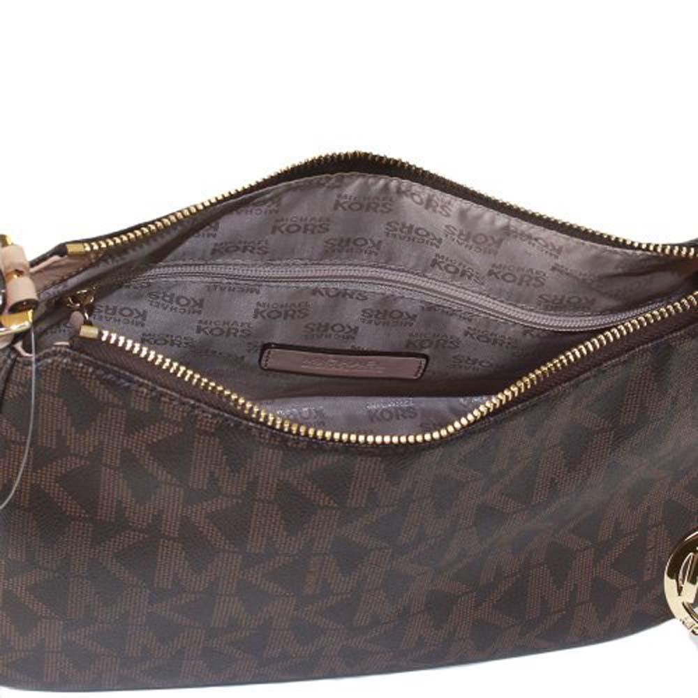 Buy michael kors signature shoulder bag   OFF66% Discounted 206be2256c21b