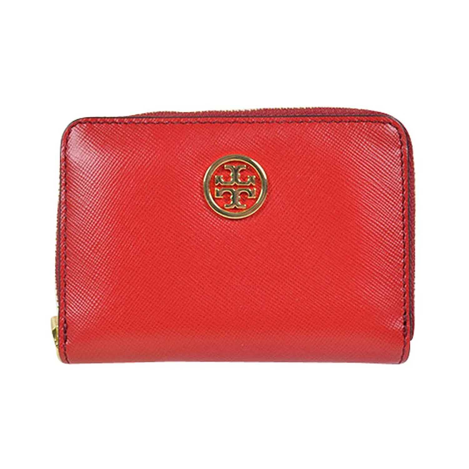 NWT AUTH NEW TORY BURCH Amanda Amalie Dena All T Robinson Zip Coin